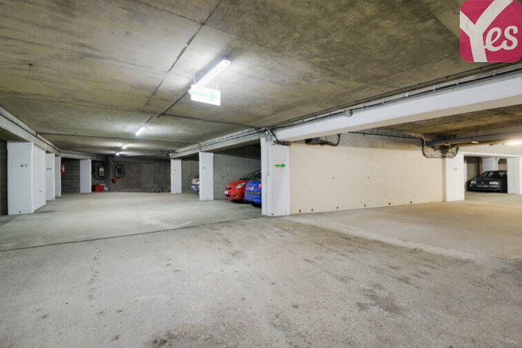 Parking Hôpital Jean Rostand - Sèvres souterrain