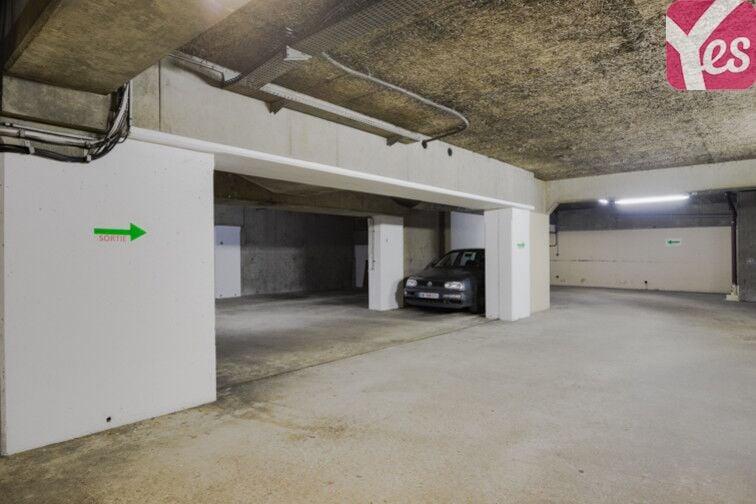 Parking Hôpital Jean Rostand - Sèvres garage