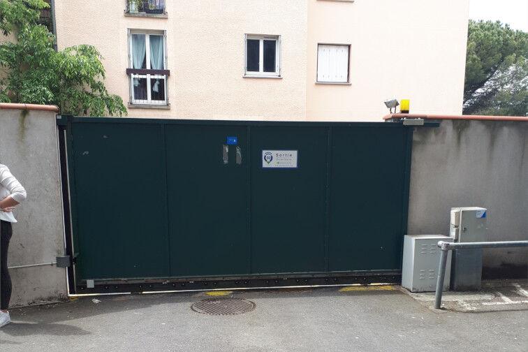 Parking Docteur Albert Schweitzer - Toulouse (aérien) avis
