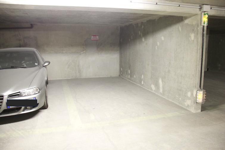Parking Fort d'Issy-les-Moulineaux caméra