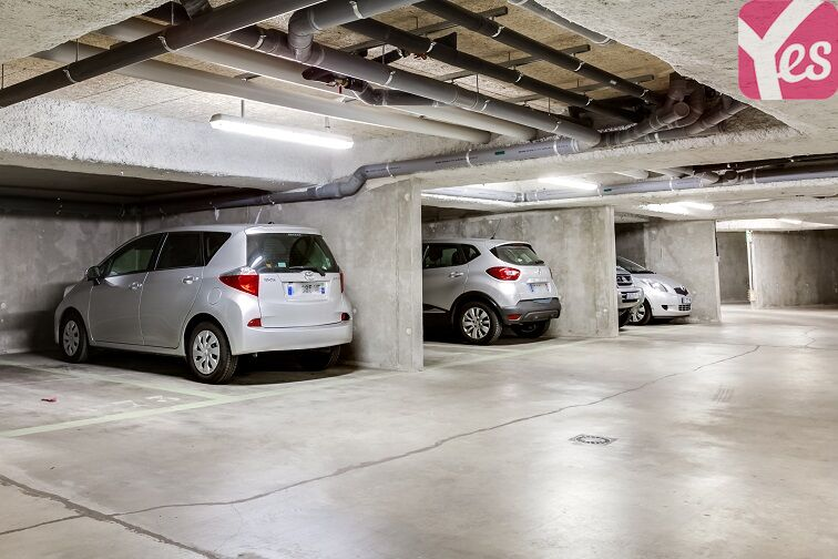 Parking Fort d'Issy-les-Moulineaux garage
