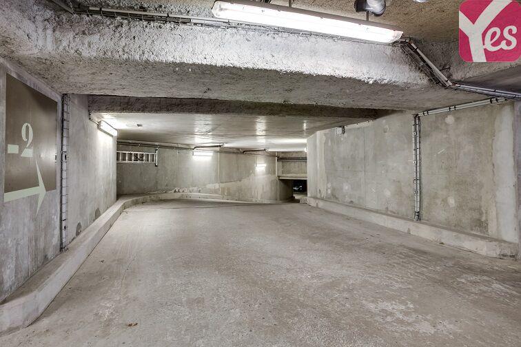 Parking Fort d'Issy-les-Moulineaux souterrain