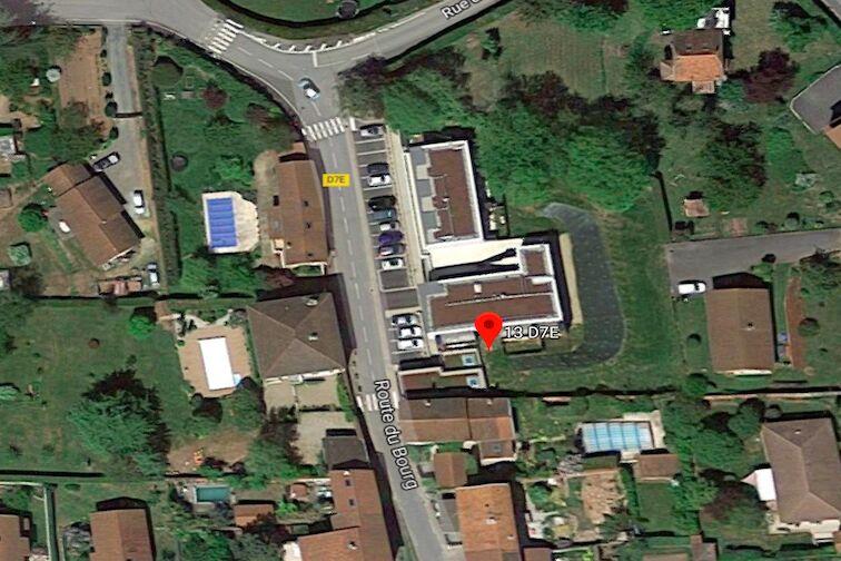 location parking Le Bourg - Sourcieux-les-Mines (aérien)
