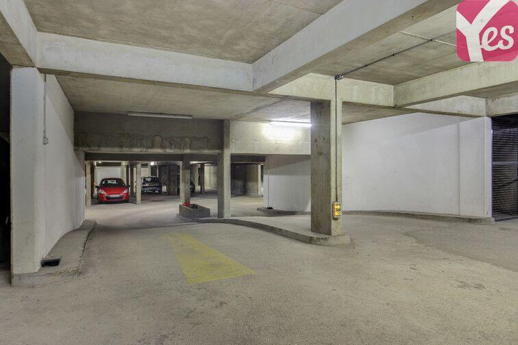 Parking Garibaldi - Berthelot - Lyon pas cher