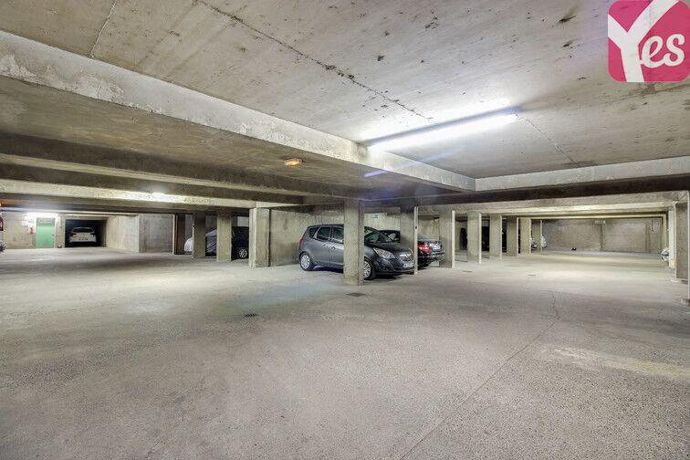 Parking Garibaldi - Berthelot - Lyon 69007
