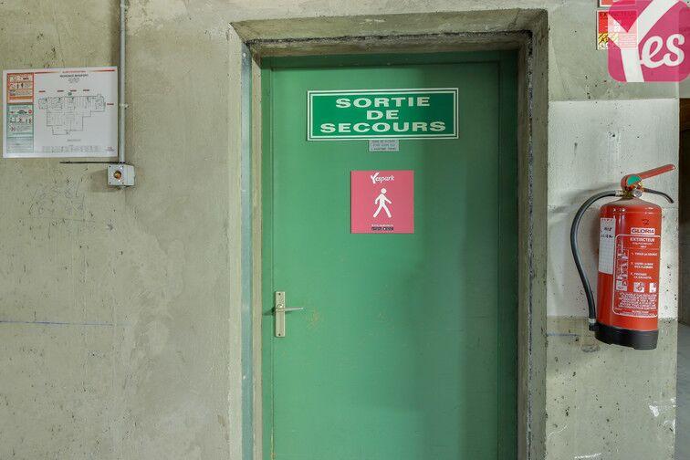 Parking Garibaldi - Berthelot - Lyon 54 rue du repos