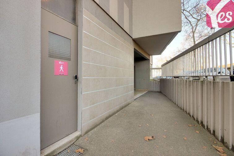 Parking Garibaldi - Berthelot - Lyon caméra