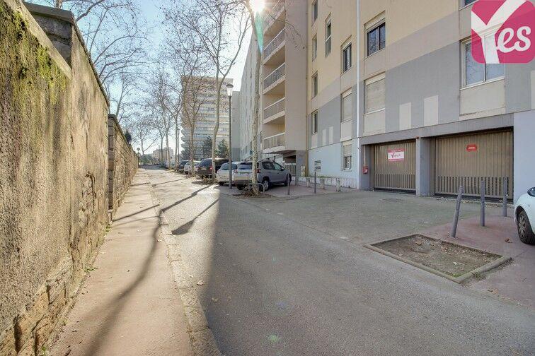 Parking Garibaldi - Berthelot - Lyon sécurisé