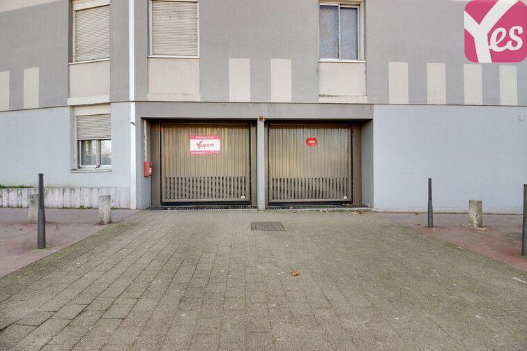 Parking Garibaldi - Berthelot - Lyon garage