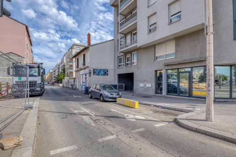 Parking Mairie Lyon 8 Lyon