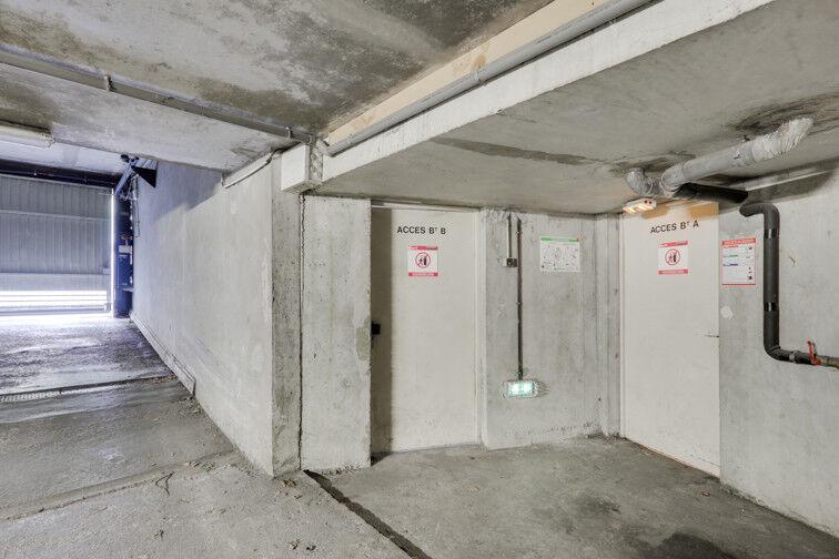 Parking Cours Emile Zola - Villeurbanne garage
