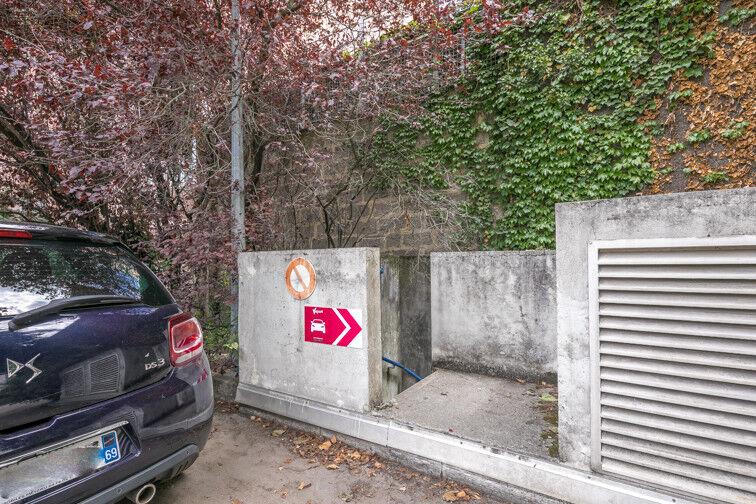 Parking Cours Emile Zola - Villeurbanne Villeurbanne