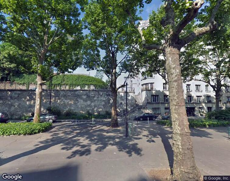 Location parking Montsouris Dareau - Villa Méridienne - Paris 14