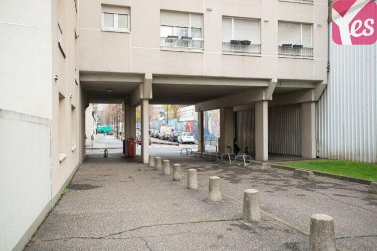 Parking Ardennes - Ourcq - Paris 19 en location