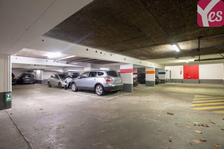 Parking Ardennes - Ourcq - Paris 19 sécurisé