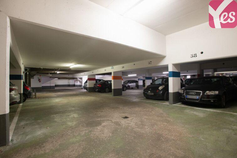 Parking Ardennes - Ourcq - Paris 19 75019