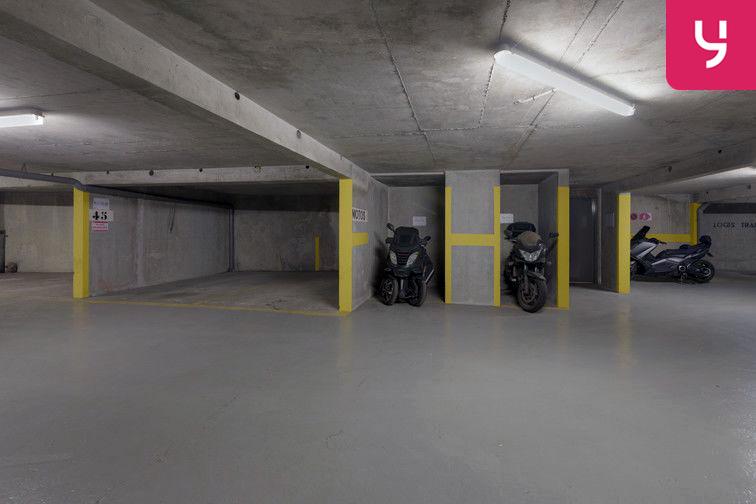 Parking Alésia (place moto) garage