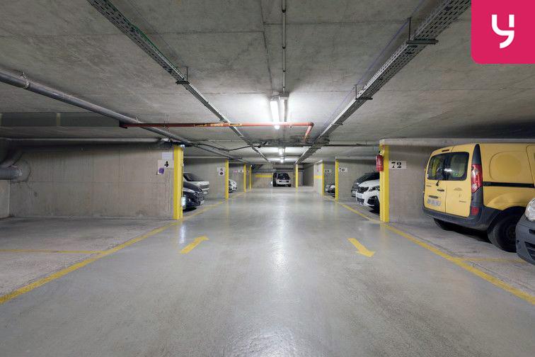 Parking Alésia (place moto) sécurisé