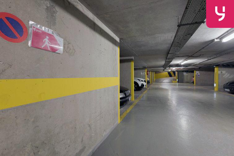 Parking Alésia (place moto) Paris