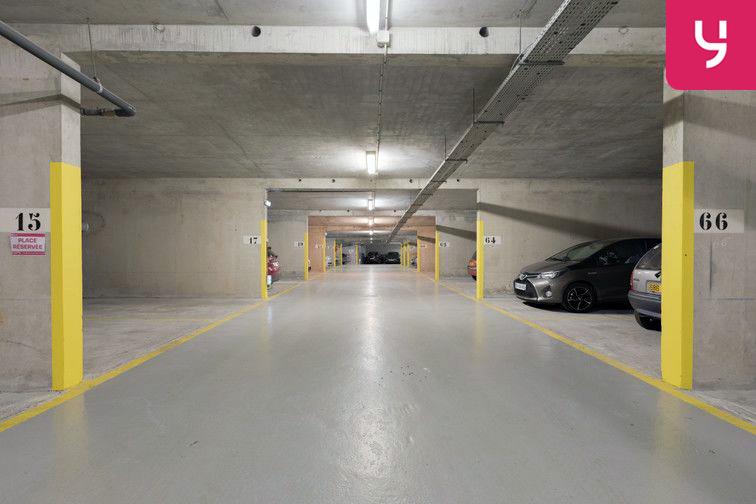 Parking Alésia (place moto) en location
