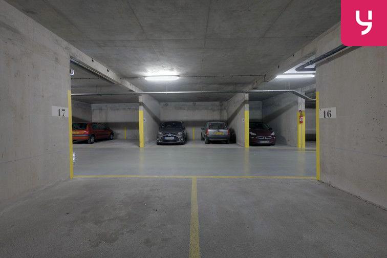 Parking Alésia (place moto) 75014