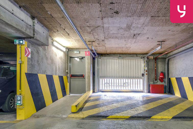 Parking Montsouris - Dareau - Alésia (place moto) garage