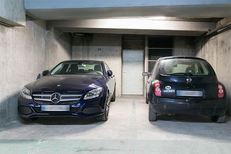 Parking Rue de Montreuil - Paris 11 garage