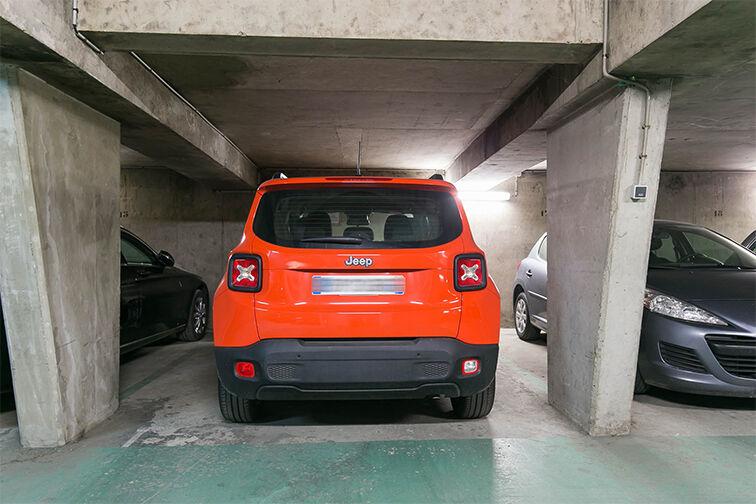 Parking Rue de Montreuil - Paris 11 box