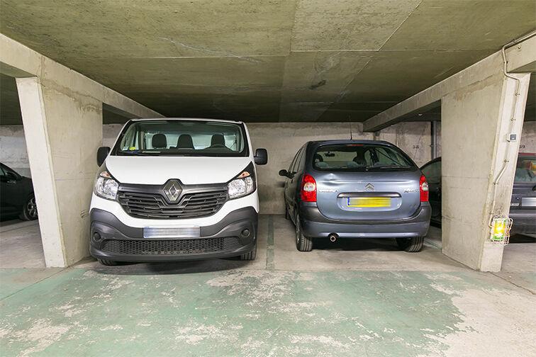 Parking Rue de Montreuil - Paris 11 sécurisé