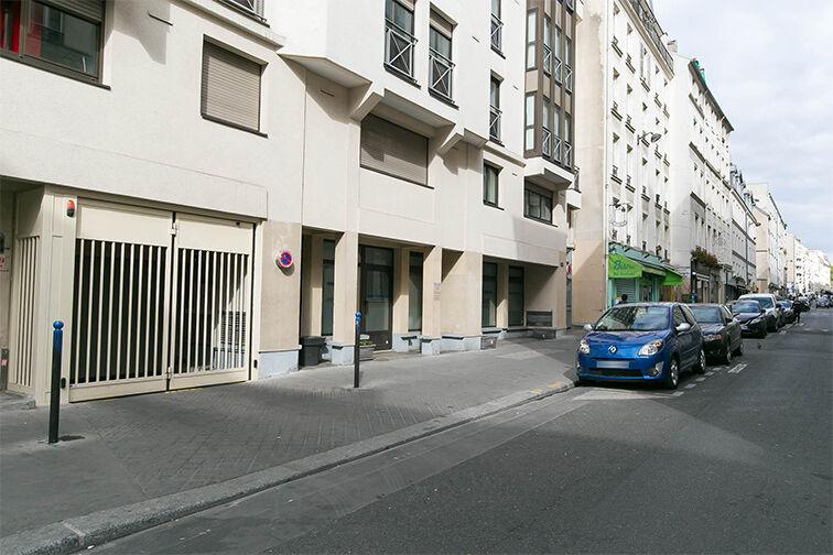 Parking Rue de Montreuil - Paris 11 39 bis rue de Montreuil