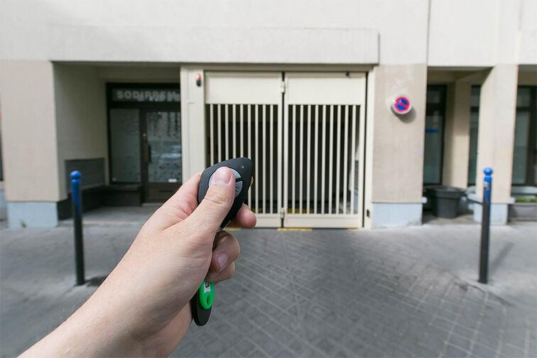 location parking Rue de Montreuil - Paris 11