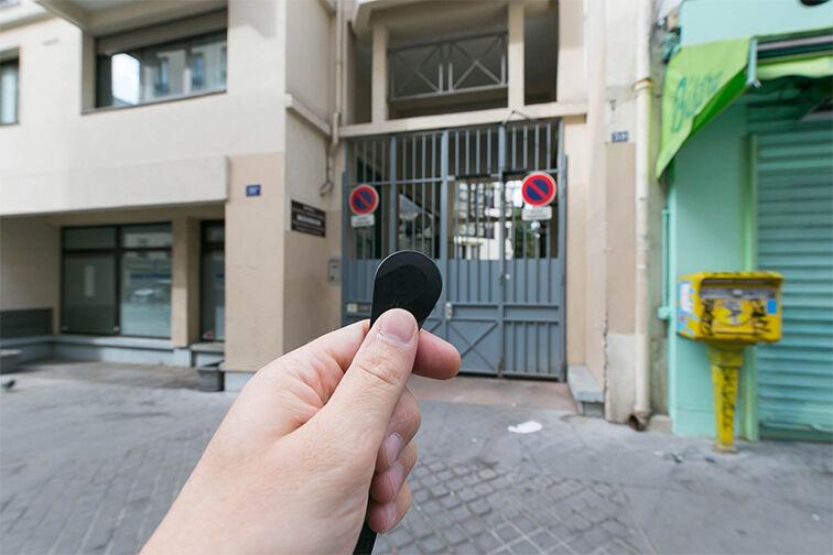 Parking Rue de Montreuil - Paris 11 à louer