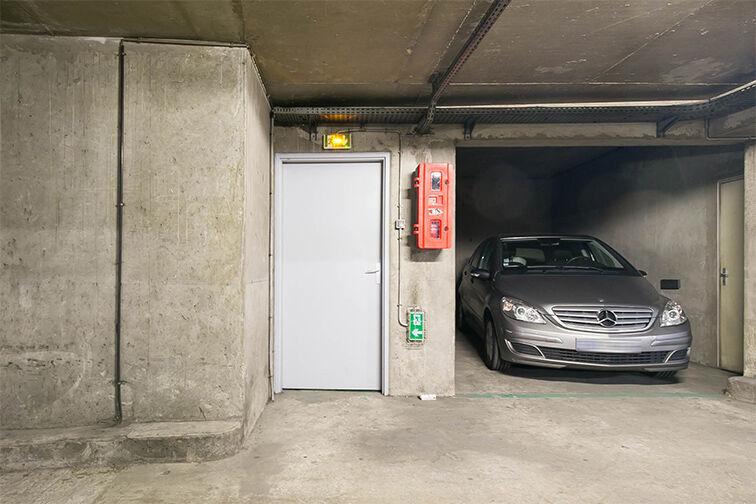 Parking Rue de Montreuil - Paris 11 souterrain