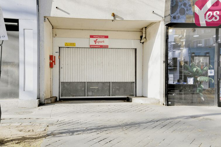 location parking Porte de Pantin