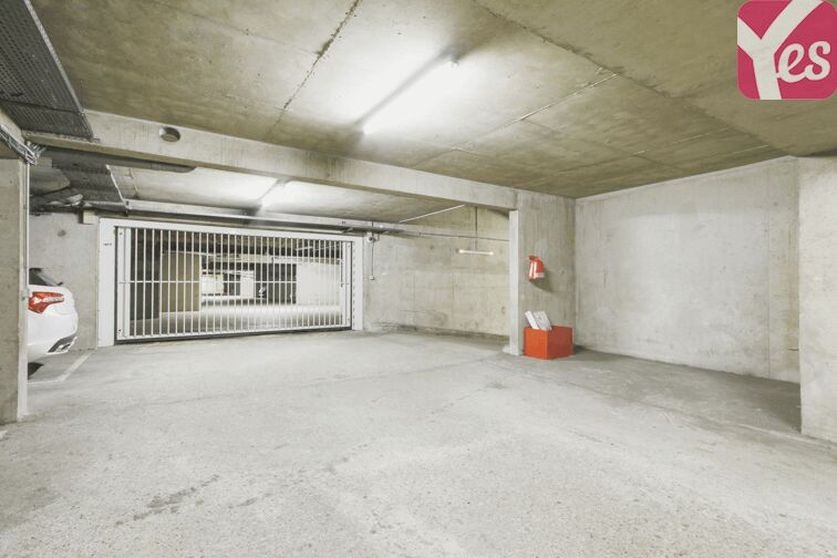 Parking Porte de Pantin location