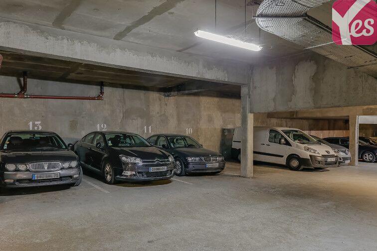 Parking Paris 20 - Porte de Montreuil box