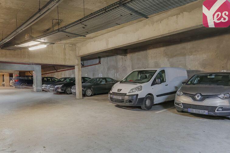 Parking Paris 20 - Porte de Montreuil 113 rue des Orteaux