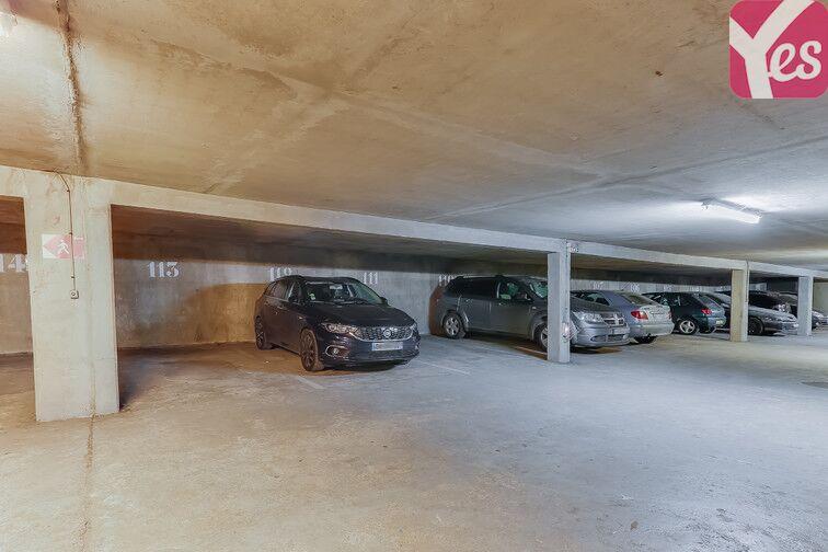 Parking Paris 20 - Porte de Montreuil 24/24 7/7