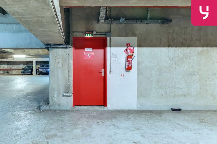 Parking Paris 20 - Porte de Montreuil sécurisé