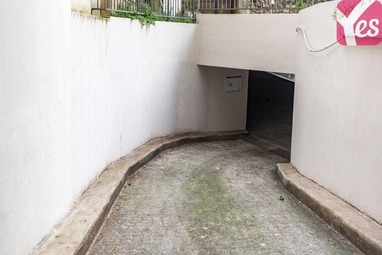 Parking Square Léon - Château Rouge - Paris souterrain
