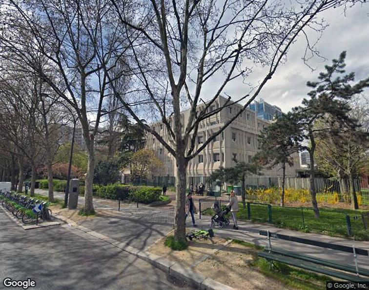 location parking Reims - Hôtel des Impôts - Paris