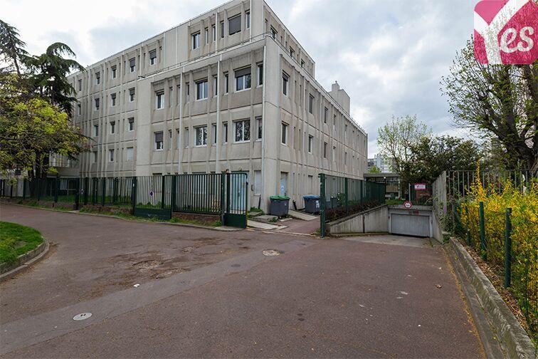 Parking Reims - Hôtel des Impôts - Paris location mensuelle