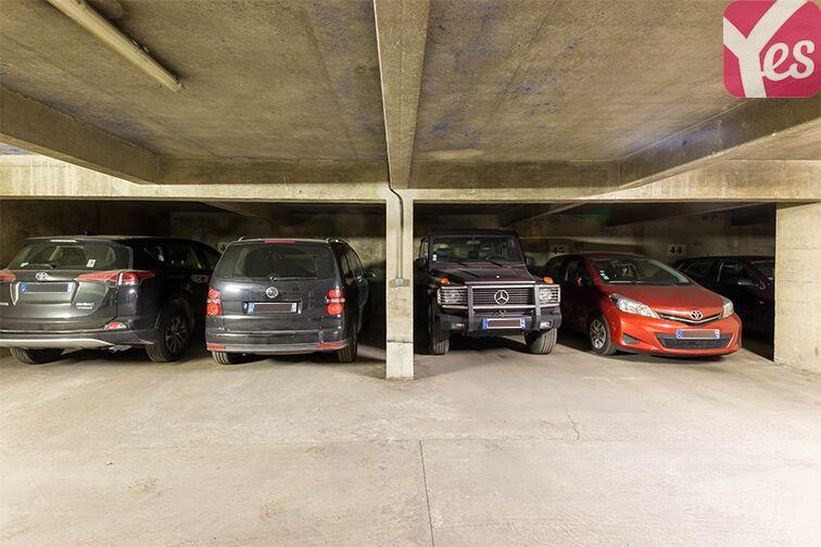 Parking Reims - Hôtel des Impôts - Paris sécurisé
