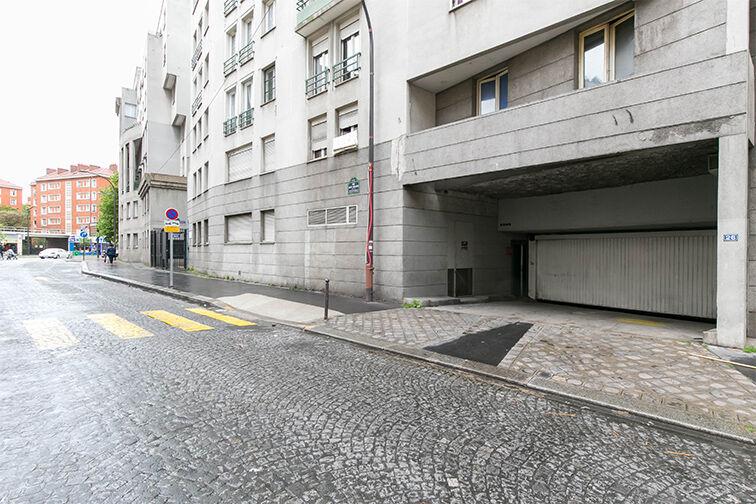 Parking Villa Saint-Ange - Porte de Saint-Ouen - Paris 17 box