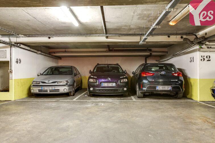 Parking Courbevoie - Faubourg de l'Arche - Rue des Etudiants souterrain