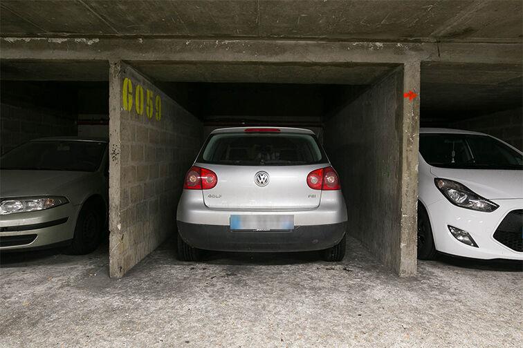 Parking Olympiades - rue Clisson - Paris 13 location mensuelle