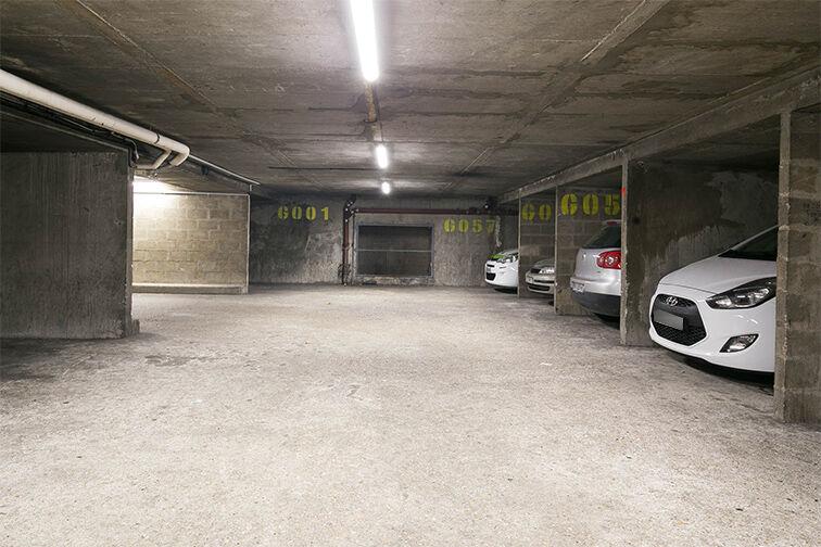 Parking Olympiades - rue Clisson - Paris 13 75013