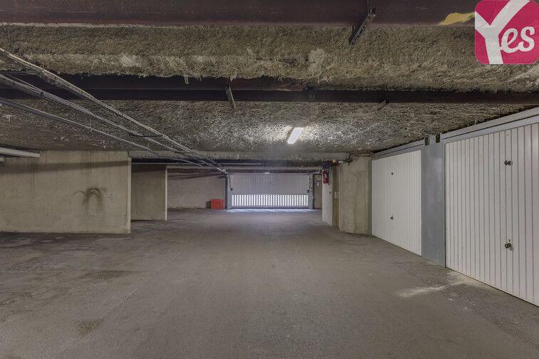 Parking Place de la Basse Mar - Nantes sécurisé