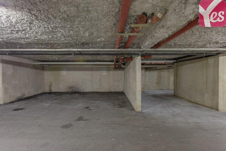 Parking Place de la Basse Mar - Nantes souterrain