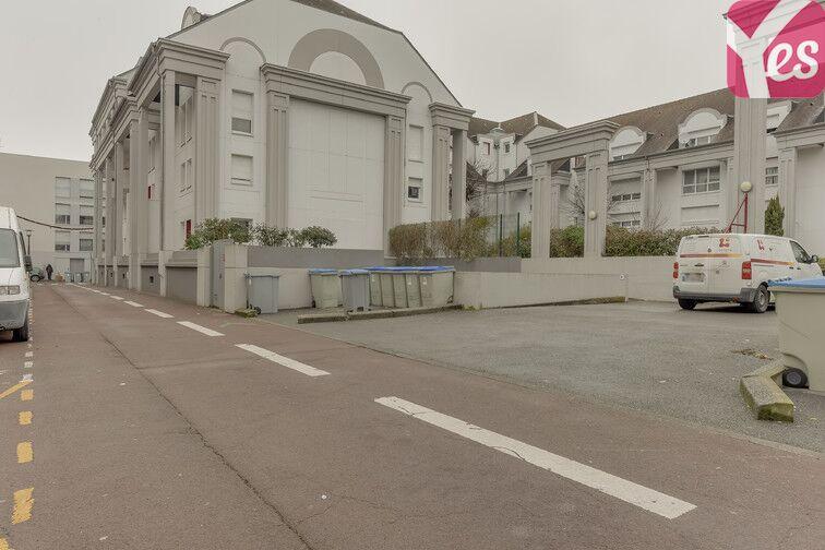 location parking Place de la Basse Mar - Nantes